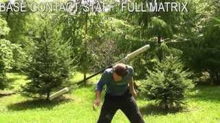 Фаер-шоу. Урок 2 - tutorial Base contact staff: Full Matrix contact staff and variation