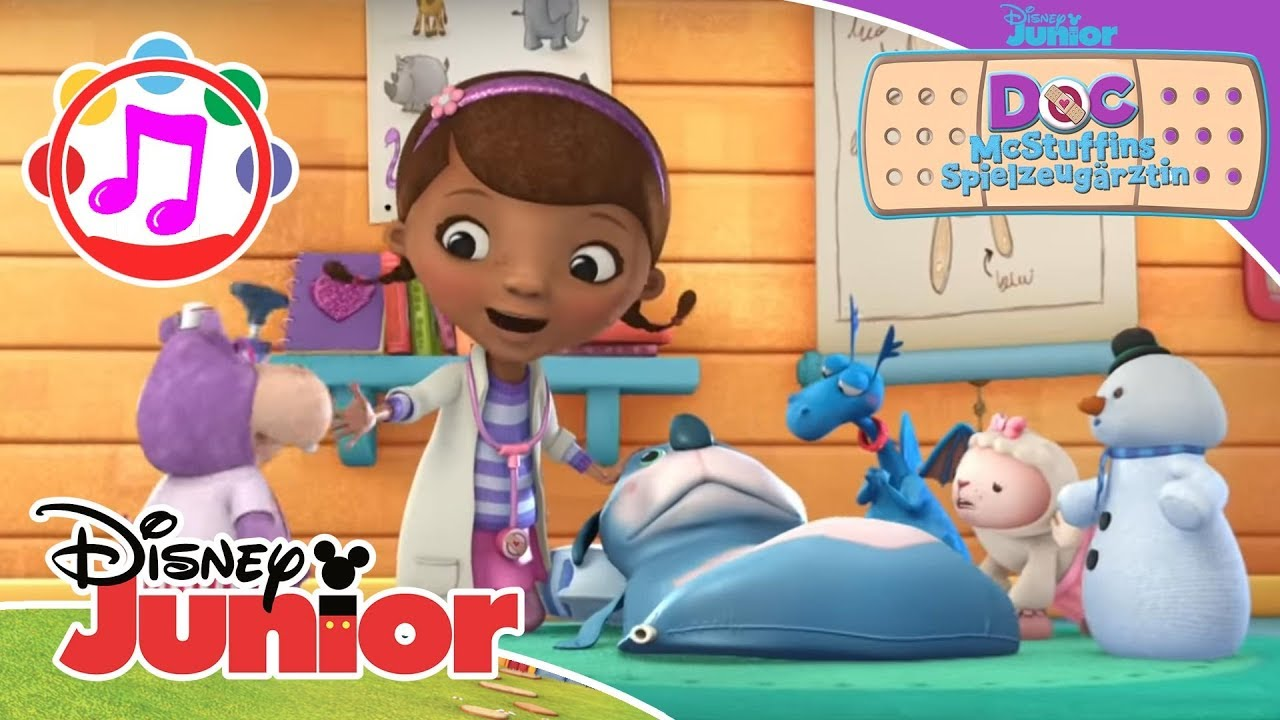 Intro - ♫ Das Lied von Doc McStuffins   Disney Junior - YouTube