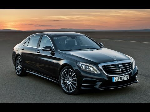 Mercedes-Benz S-Class 350 -  Quick Look | AutoPortal
