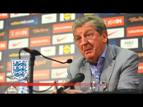 Roy Hodgson on England's 26-Man Provisional Euro 2016 Squad | FATV News