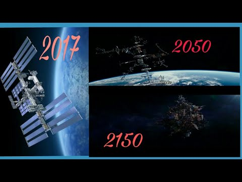 Internationl space station (ISS) travelling in future