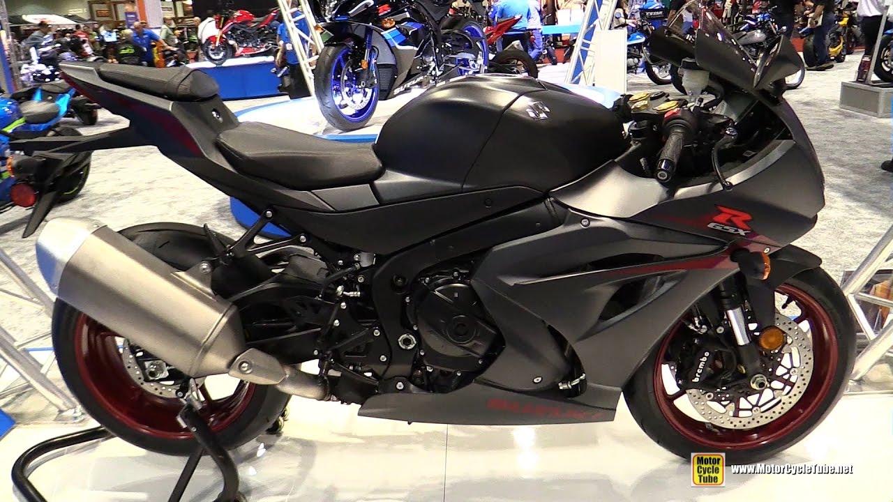 Suzuki Gsxr Matte Black
