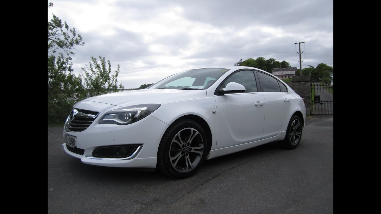 review test drive 2014 opel insignia sri youtube. Black Bedroom Furniture Sets. Home Design Ideas