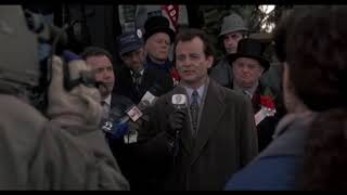 Замечательный Фил Конорс ... отрывок из фильма (День Сурка/Groundhog Day)1993