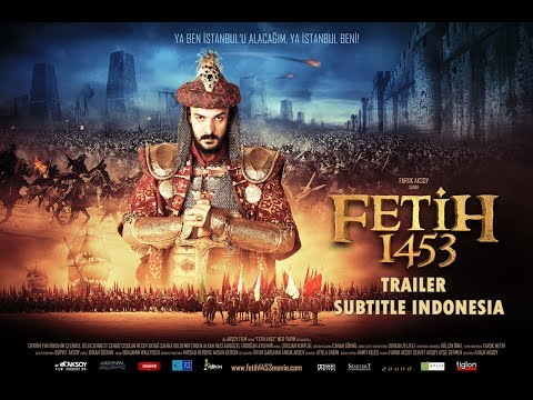 FETİH 1453 Trailer | Subtitle Indonesia
