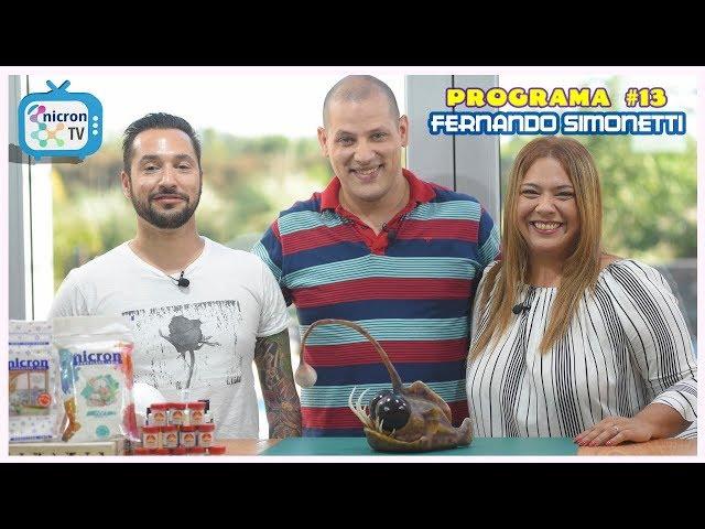 Como hacer un pez con luz | Fernando Simonetti | NICRON TV | Tutorial gratuito