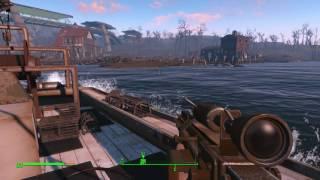 Fallout 4 - Квест Квартирмейстер - у меня нет слов...
