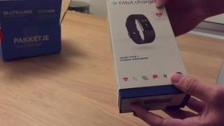 Fitibt Charge 2 unboxing - Nederlandse review