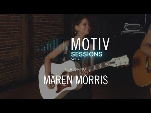 MOTIV Sesssions: Maren Morris