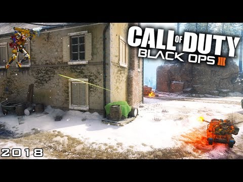 Call of Duty BO3 Xbox one - Owning NOOBS with the Cerberus