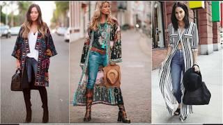 БОХО стиль одежды для женщин