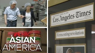 How Cosmos Food Brought A 'Fermenting Revolution' And New Kimchi Ideas | NBC Asian America