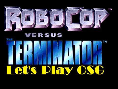 Робокоп против Терминатора (Robocop Vs Terminator)