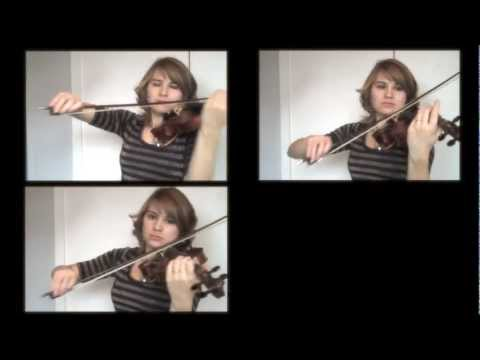 The Hobbit - Misty Mountains (Dwarven Song) Violins Cover - Taylor Davis