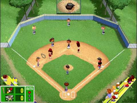 lets play backyard baseball pc 1997 part 27 whoop whoop youtube