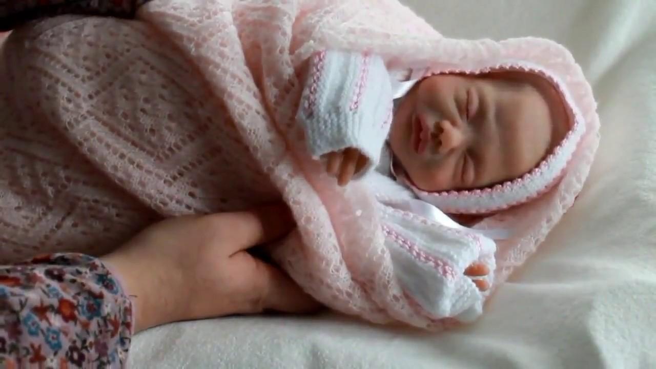 Reborn Asombroso Bebé De Silicona Que Parece Un Bebe Real Youtube