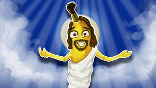 Gmod Death Run Funny Moments - BANANA JESUS!