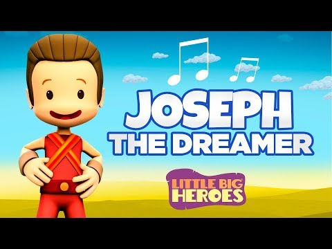 Joseph The Dreamer – Christian songs for kids – Little Big Heroes
