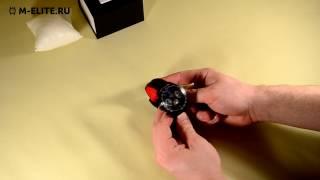 видео Мужские часы tag heuer carrera grand calibre 17