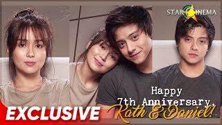 Happy 7th Anniversary Kathryn Daniel