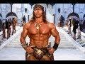 Barbar Conan - film Cz dabing