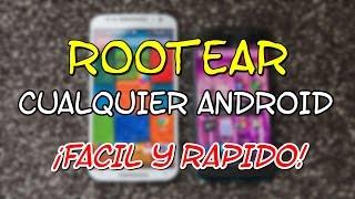 Como ROOTEAR Cualquier Android sin PC (FACIL Y RAPIDO)