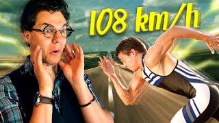Et Si Vous Pouviez Courir À 108 km/h ? (en 360s)