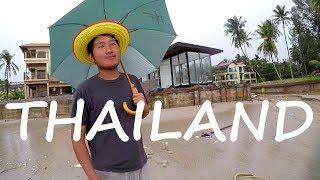 What Do You Do On a Rainy Day in Thailand? Go To the Beach!