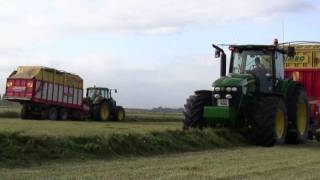 Silage Mean and Green
