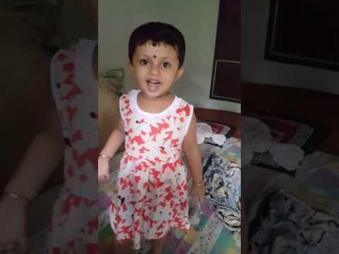Oppam | Title Song | Enno Njan Ente | 2 Years Old | Jodhalakshmi Version