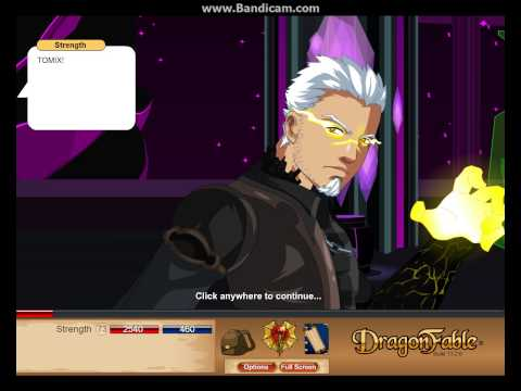 Dragonfable: Tomix's Saga Finale: Part 1