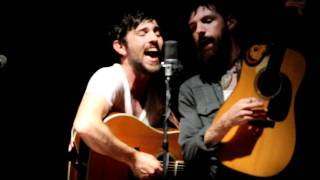 The Avett Brothers | When I Drink | Boulder Theater | gratefulweb.com