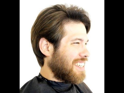 How To Cut Men S Hair Short Gentleman S Barber Haircut Part