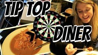 Tip Top Diner || Awajishima Curry & Darts!