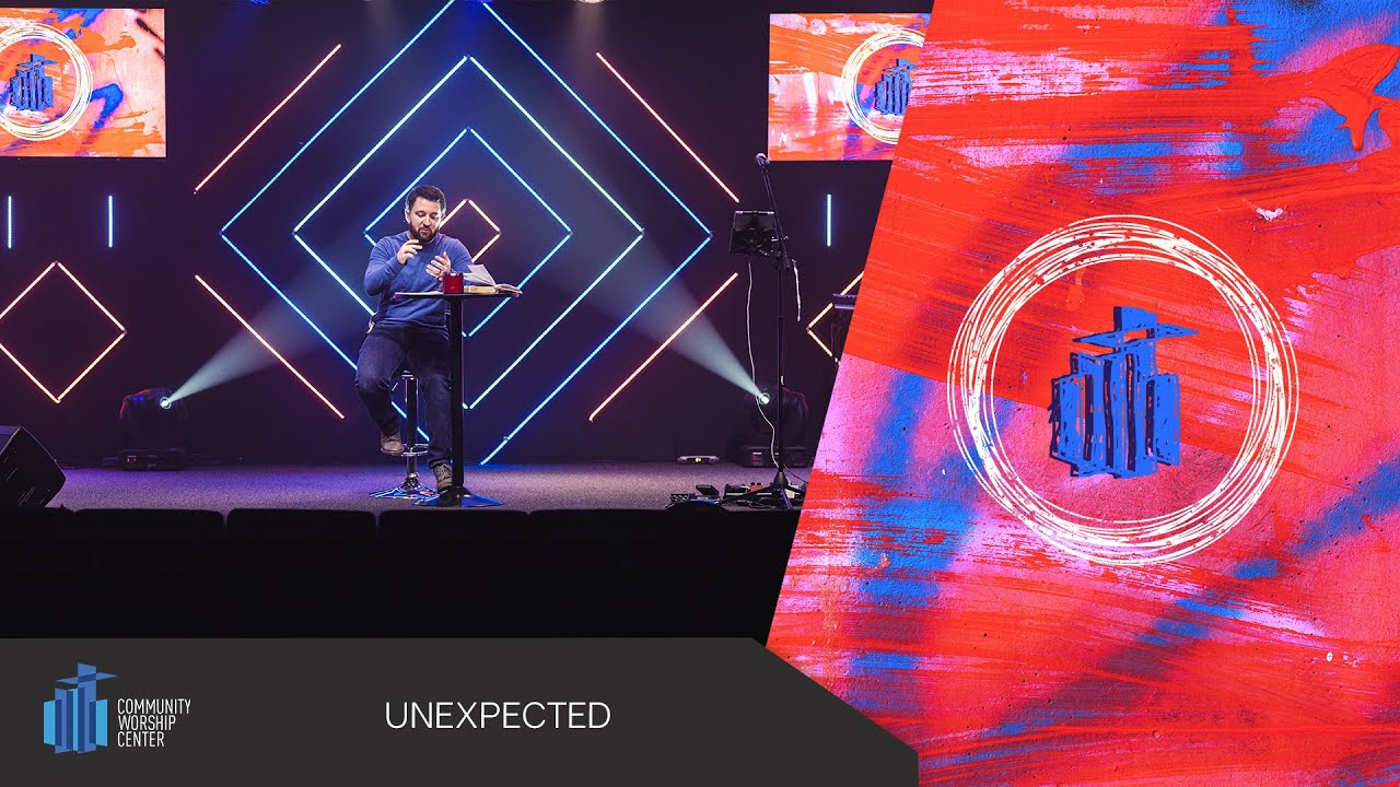 Unexpected | Matthew Lingafelt
