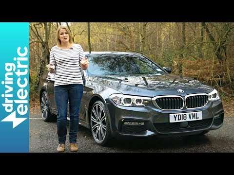 BMW 530e iPerformance PHEV review - DrivingElectric