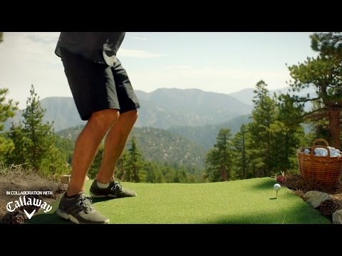 Crushing Drives off a Mountainside   Distance Lab E1