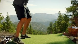 Crushing Drives off a Mountainside | Distance Lab E1