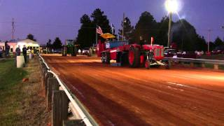 mr green s massey 95 forts pond tractor pull pelion sc