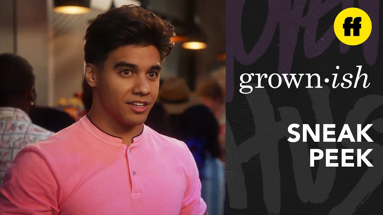 Download grown-ish Season 2, Episode 10 | Sneak Peek: Vivek Convinces Zoey to Party | Freeform