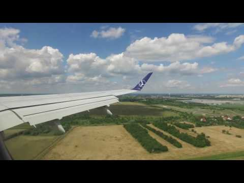 Embraer E170 | LOT Polish airlines | Warsaw to Wrocław | Economy