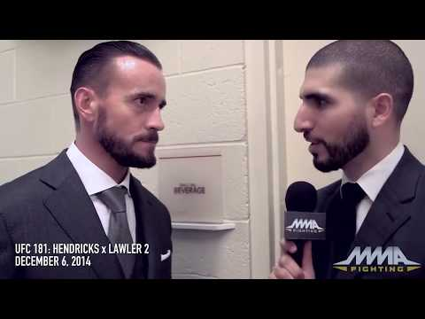 MMA Fighting Archives: CM Punk Reacts to Being Signed to the UFC