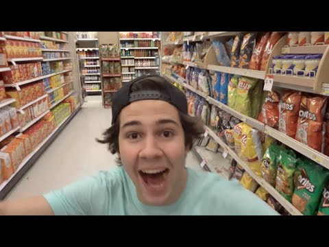 Thumbnail: CANT BELIEVE THIS HAPPENED!! | David Dobrik