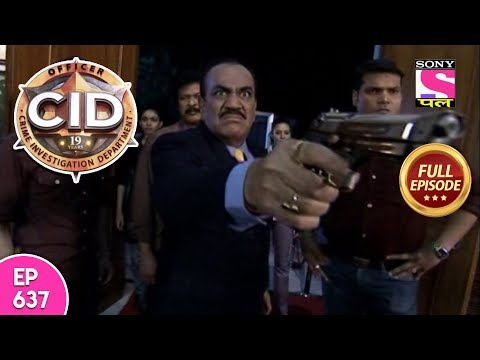 CID - Full Episode 637 - 28th  March , 2018