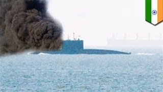 Submarine accident: two dead, Indian Navy chief resigns