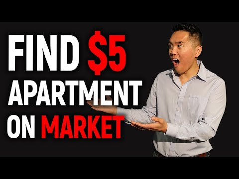 How to find Off Market Apartment Deals For Less than $5
