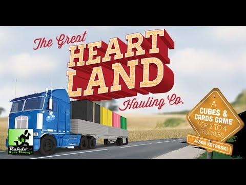 Great Heartland Hauling Co Gameplay Runthrough