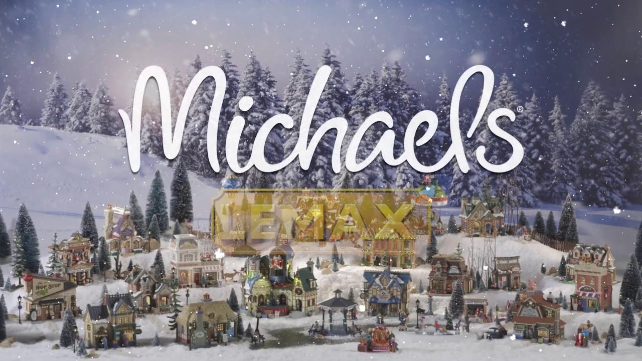 Lemax Christmas Village Michaels.Lemax 2019 Christmas Village Michaels