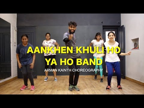 Aankhein Khuli | Mohabbatein | Arman Kainth Choreography | SDC2018 | Shah Rukh Khan | G M Dance