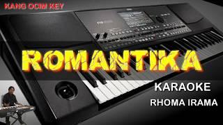 Download Lagu ROMANTIKA rhoma irama karaoke pa 600 mp3